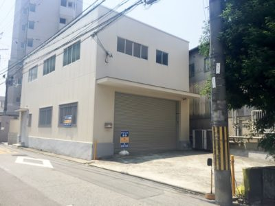 A-50 榎原倉庫兼事務所