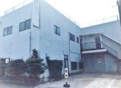 T-113 大阪市平野区瓜破6丁目 貸倉庫事務所