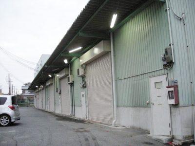 M-164 大東市赤井3丁目 貸倉庫