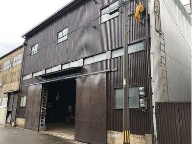 J-381 東大阪市高井田西2丁目 貸倉庫