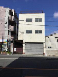 U-139 大阪市生野区巽中2丁目 貸倉庫