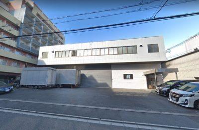 A-850 吹田市垂水町3丁目 貸事務所付倉庫