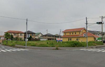 V-114 茨城県神栖市平泉東3丁目 貸土地