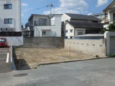 B-1498 豊中市桜の町2丁目 貸土地