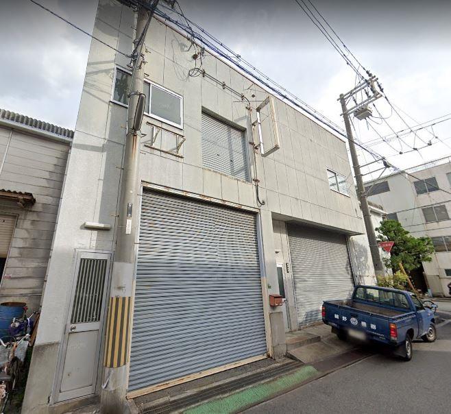 R-127 大阪市大正区南恩加島5丁目 貸工場