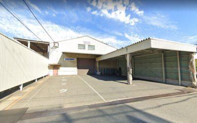 B-1515 豊中市名神口3丁目 貸事務所付倉庫・工場