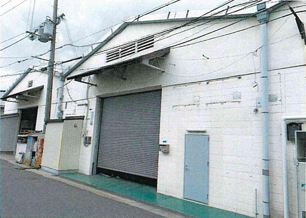 O-125-2 大阪市淀川区十八条2丁目 貸平屋建倉庫・工場