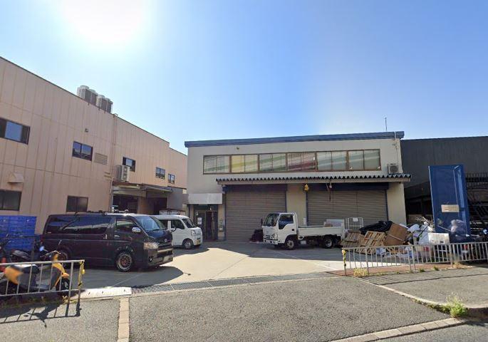 B-1104 豊中市勝部3丁目 貸倉庫兼事務所