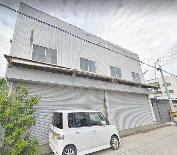 T-134 大阪市東住吉区公園南矢田2丁目 貸事務所付倉庫