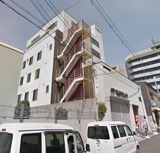 U-165 大阪市浪速区稲荷1丁目 貸倉庫事務所