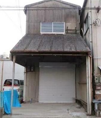 C-1526 摂津市鳥飼上3丁目貸倉庫・工場