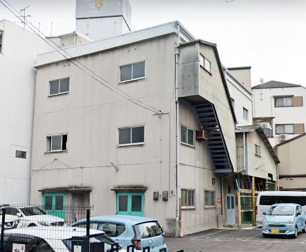 U-163 大阪市天王寺区大道5丁目 一棟貸倉庫