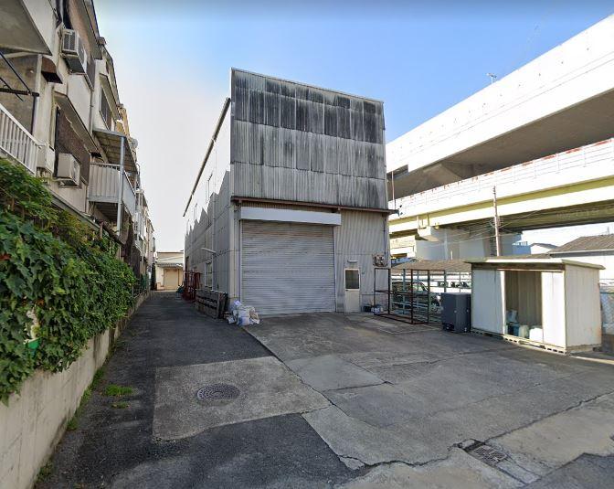 T-131 大阪市平野区瓜破6丁目 貸倉庫