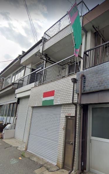 B-1525 豊中市原田南1丁目 貸倉庫兼事務所