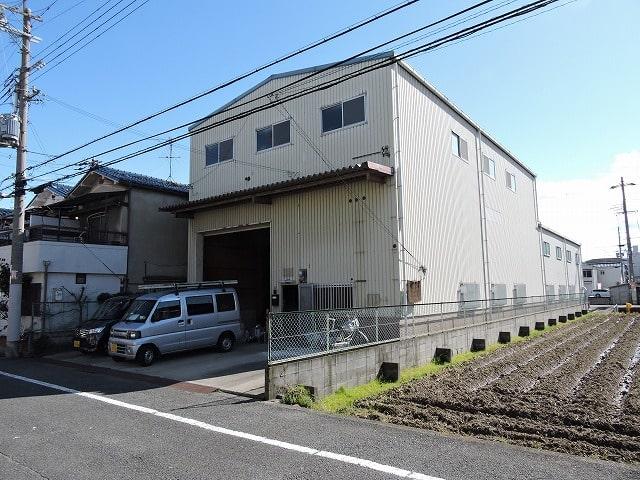 T-132 大阪市東住吉区住道矢田7丁目 貸倉庫