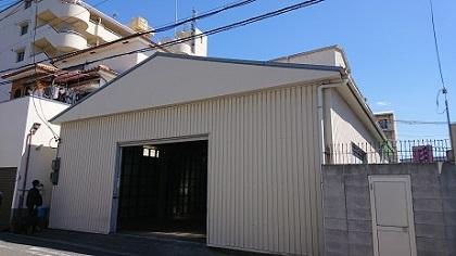 S-190 大阪市城東区諏訪4丁目 貸倉庫