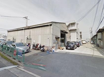 D-179 茨木市横江1丁目 貸倉庫