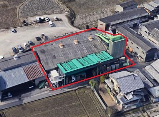 N-149 松原市丹南5丁目 貸倉庫