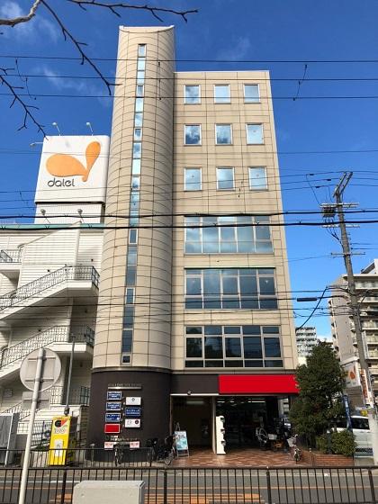 A-835 江坂パークサイドスクエア