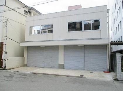 Q-30 大阪市北区本庄西2丁目 貸倉庫事務所