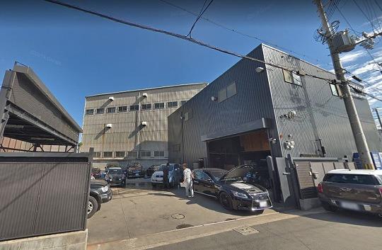 L-148 堺市堺区三宝町7丁 貸倉庫・事務所