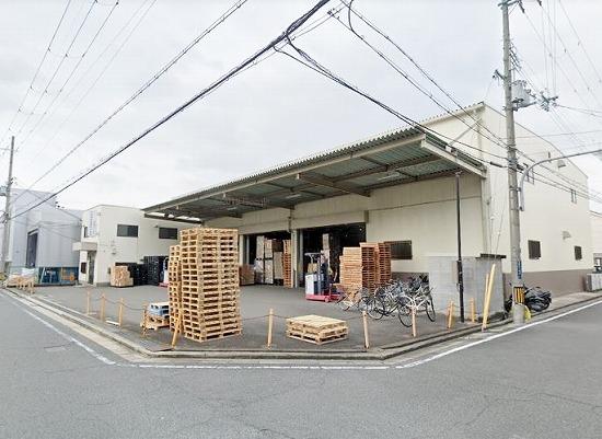 J-38 東大阪市加納6丁目 貸事務所付倉庫