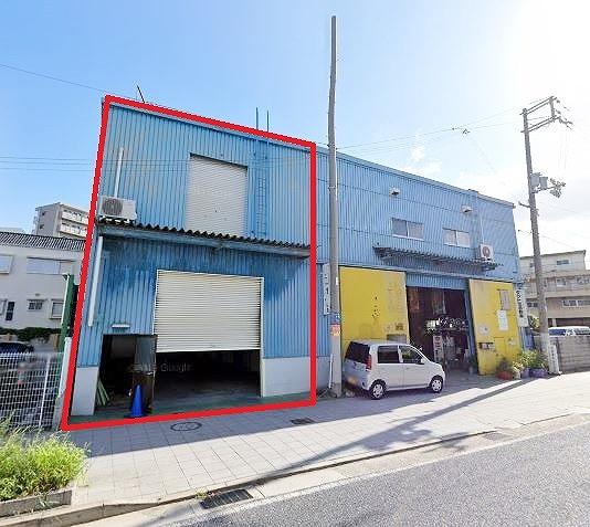 O-470 大阪市西淀川区大野1丁目 貸工場・倉庫
