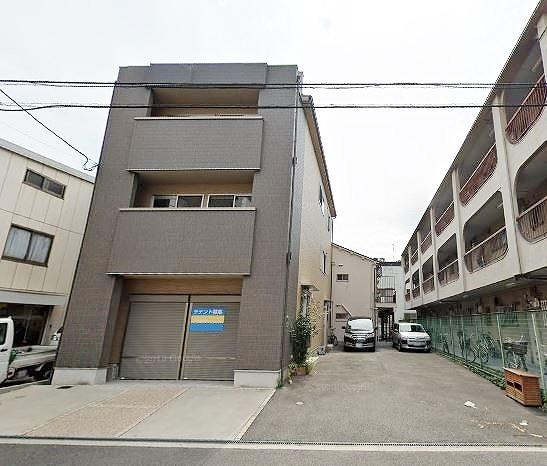 B-1422 豊中市穂積2丁目 貸倉庫兼事務所