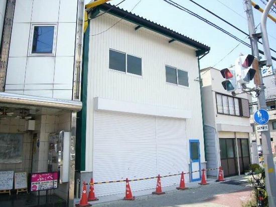 U-167 大阪市生野区林寺5丁目 貸倉庫・店舗