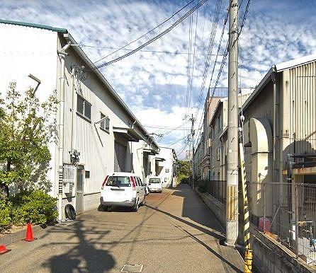 B-1499 豊中市名神口3丁目 連棟貸倉庫