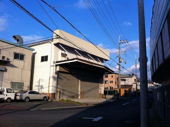 E-940 池田市豊島南2丁目 貸倉庫
