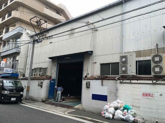 O-443-2 大阪市淀川区木川西3丁目 貸倉庫