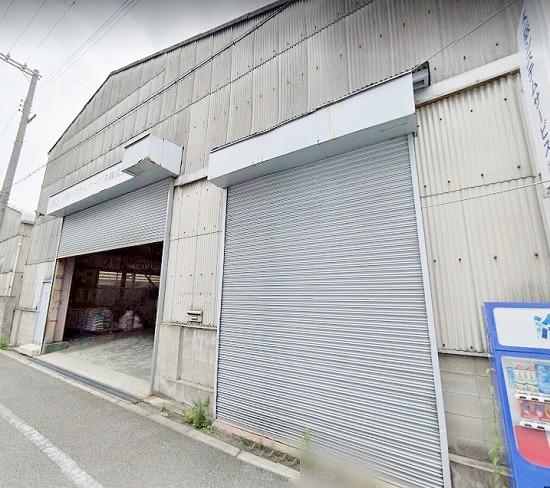 O-70 大阪市西淀川区竹島5丁目 貸事務所付工場