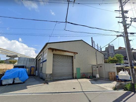 D-1550 茨木市西豊川町 貸倉庫