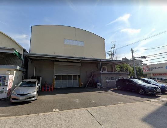 U-113 大阪市生野区巽北4丁目 貸倉庫・工場