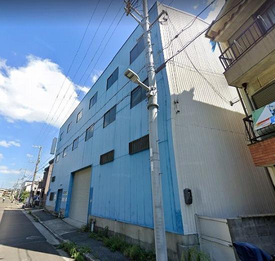 O-433 大阪市西淀川区福町2丁目倉庫
