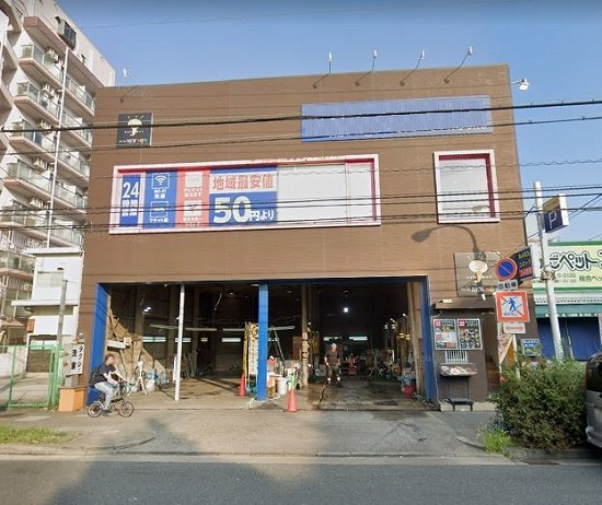 O-151 大阪府東大阪市菅原7丁目 貸倉庫