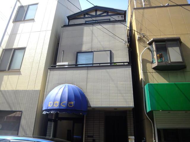 Z-614 西宮市甲子園口3丁目 貸住居付店舗