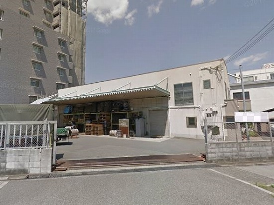Y-619 尼崎市久々知西町2丁目 貸倉庫事務所
