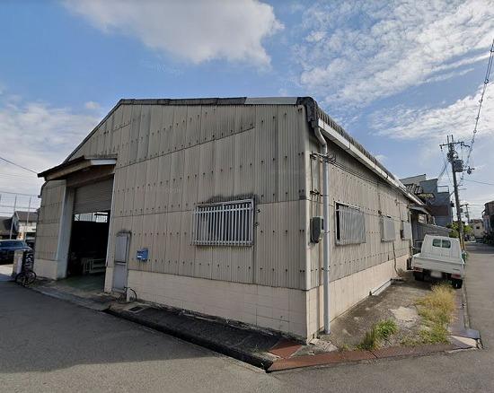L-165 堺市北区北花田町4丁目 貸倉庫事務所