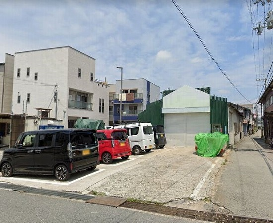 B-1553 豊中市庄内宝町2丁目 貸工場・倉庫