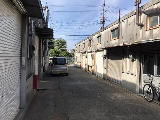 B-1562 豊中市服部西町4丁目 連棟貸倉庫