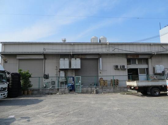 J-403 東大阪市高井田本通3丁目 連棟貸倉庫