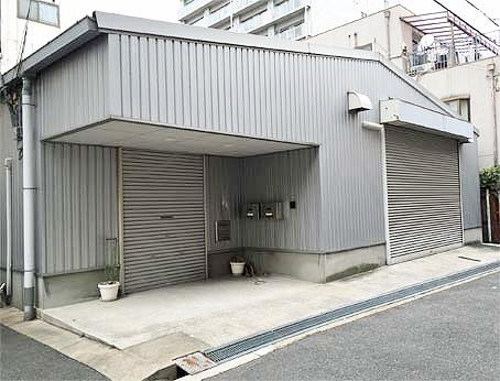 Q-234 大阪市西区本田1丁目 貸倉庫兼事務所
