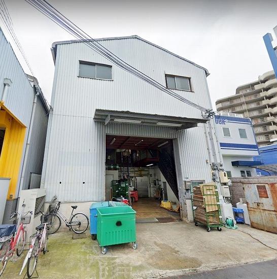 J-401 東大阪市川俣1丁目 貸事務所付倉庫