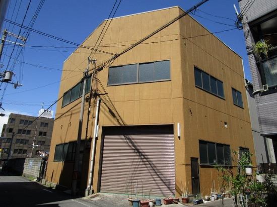 U-172 大阪市生野区田島1丁目 貸倉庫