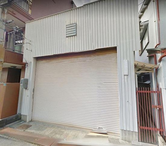 O-624 大阪市淀川区田川北3丁目 貸倉庫・車庫