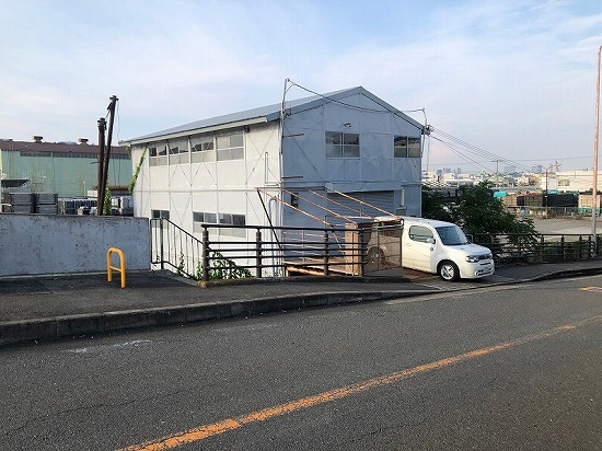 R-125-2 大阪市大正区鶴町5丁目 貸倉庫