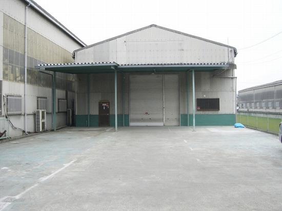 B-507 豊中市利倉東1丁目 貸倉庫・工場