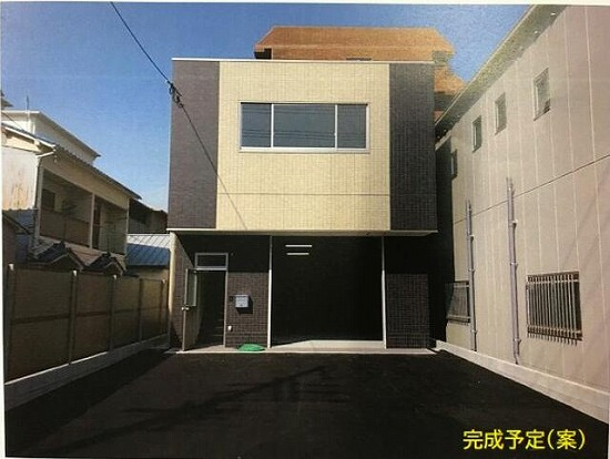 L-162 堺市北区北花田町3丁 貸倉庫事務所